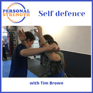 Self defence training image